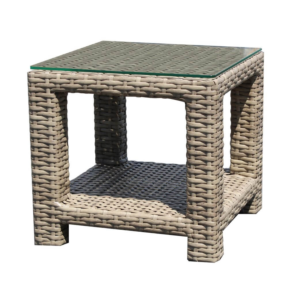 Grand Stafford Square End Table
